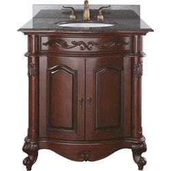 Avanity Provence 30 in Vanity Only Type 151704751 Bathroom Vanities in Canada