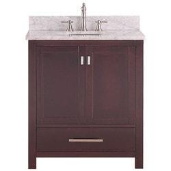 Avanity Modero 30 in Vanity Combo Type 151704261 Bathroom Vanities in Canada