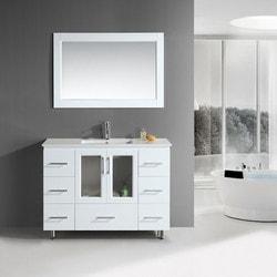 """Design Element Stanton 48"""" Single Sink Vanity Set Model 151722811 Bathroom Vanities"""