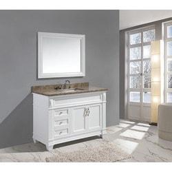"Design Element Hudson 48"" Single Sink Vanity Set Model 151722991 Bathroom Vanities"