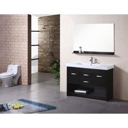 """Design Element Citrus 48"""" Single Sink Vanity Set Model 151724171 Bathroom Vanities"""