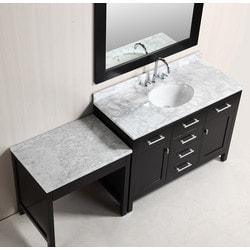 "Design Element London 48"" Single Sink Vanity Set Model 151724191 Bathroom Vanities"