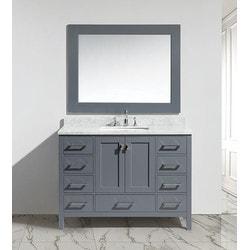 "Design Element London48"" Single Sink Vanity Set Model 151723591 Bathroom Vanities"