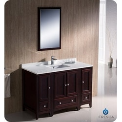 Fresca Quadro Pedestal Sink with Medicine Cabinet Modern Bathroom Vanity Type 151630541 Bathroom Vanities in Canada