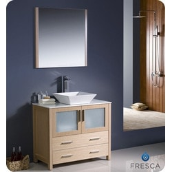 "Fresca Torino 36"" Modern Bathroom Vanity Type 151630171 Bathroom Vanities in Canada"