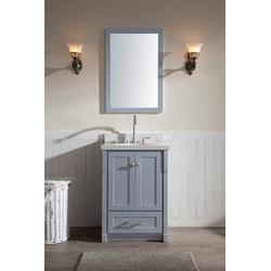 """ATLAS ARIEL Adams 25"""" Single Sink Vanity Set Model 151725101 Bathroom Vanities"""