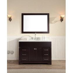 """ATLAS ARIEL Stafford 49"""" Single Sink Vanity Set Model 151725111 Bathroom Vanities"""