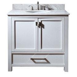 Avanity Modero 36 in Vanity Combo Type 151704361 Bathroom Vanities in Canada