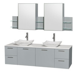 "Wyndham Amare 72"" Double Bathroom Vanity Set Type 151623421 Bathroom Vanities in Canada"