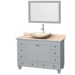 """Wyndham Acclaim 48"""" Single Bathroom Vanity Set Model 151593621 Bathroom Vanities"""