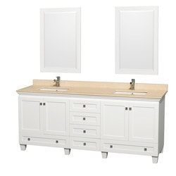 "Wyndham Acclaim 80"" Double Bathroom Vanity Set Type 151592301 Bathroom Vanities in Canada"