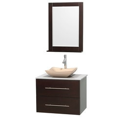 "Wyndham Centra 30"" Vanity Single Bathroom Vanity Set Type 151589981 Bathroom Vanities in Canada"