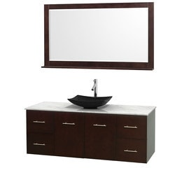 "Wyndham Centra 60"" Vanity Single Bathroom Vanity Set Type 151606701 Bathroom Vanities in Canada"