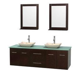 "Wyndham Centra 72"" Double Bathroom Vanity Set Model 151568181 Bathroom Vanities"