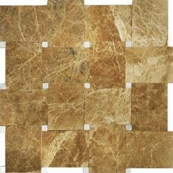Mirrella Carrera Series Model 151813211 Kitchen Stone Mosaics