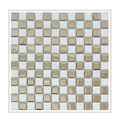 Mirrella Bella Series Model 151810041 Kitchen Glass Mosaics