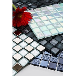 Mirrella Bella Series Model 151810031 Kitchen Glass Mosaics