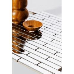 Mirrella Ariya Series Model 151813271 Kitchen Metal Mosaics
