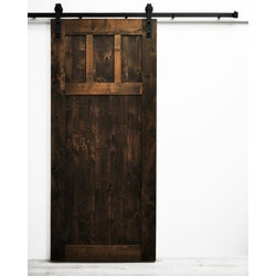 Dogberry s Craftsman Barn Door Model 151466201 Interior Doors
