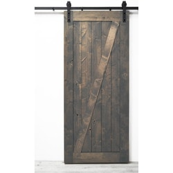 Dogberry s Traditional Z Barn Door Model 151466141 Interior Doors