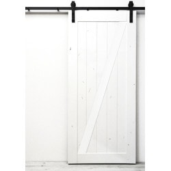 Dogberry s Traditional Z Barn Door Model 151466151 Interior Doors