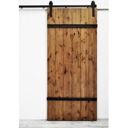 Dogberry s Drawbridge Sliding Barn Door Model 151465901 Interior Doors