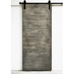 Dogberry s Modern Slab Barn Door Model 151466071 Interior Doors