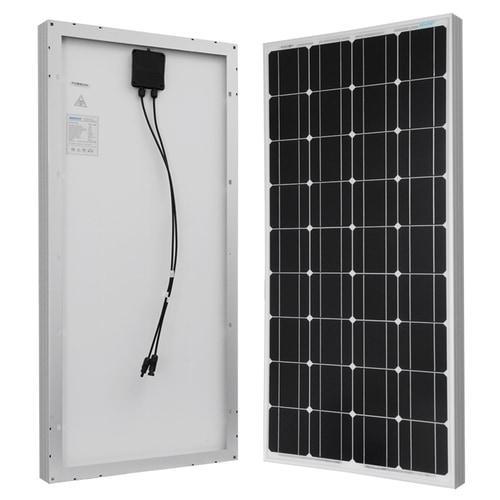 Renogy - 100 Watt 12 Volt Monocrystalline Solar Panel 151635791