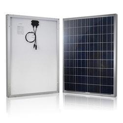 Renogy 100 Watt 12 Volt Polycrystalline Solar Panel Model 151635801 Traditional Solar Panels