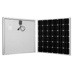 Renogy 150 Watt 12 Volt Monocrystalline Solar Panel Model 151635811 Traditional Solar Panels