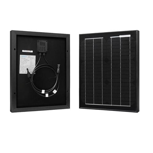 Renogy - 20 Watt 12 Volt Monocrystalline Solar Panel 151639141