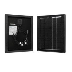 Renogy 20 Watt 12 Volt Monocrystalline Solar Panel Model 151639141 Traditional Solar Panels