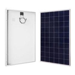 Renogy 270 Watt 24 Volt Polycrystalline Solar Panel Model 151639171 Traditional Solar Panels