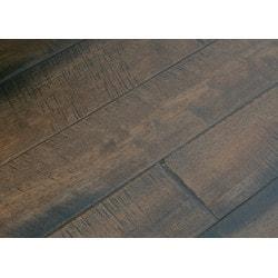 HandWerx Hardwood Flooring HANDWERX Distressed Plank Solid Hardwood Flooring Model 151884791 Hardwood Flooring
