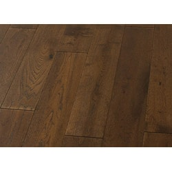 HandWerx Hardwood Flooring HANDWERX Wire Brushed Plank Solid Hardwood Flooring Model 151884881 Hardwood Flooring