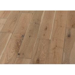 HandWerx Hardwood Flooring HANDWERX Wire Brushed Plank Solid Hardwood Flooring Model 151884911 Hardwood Flooring