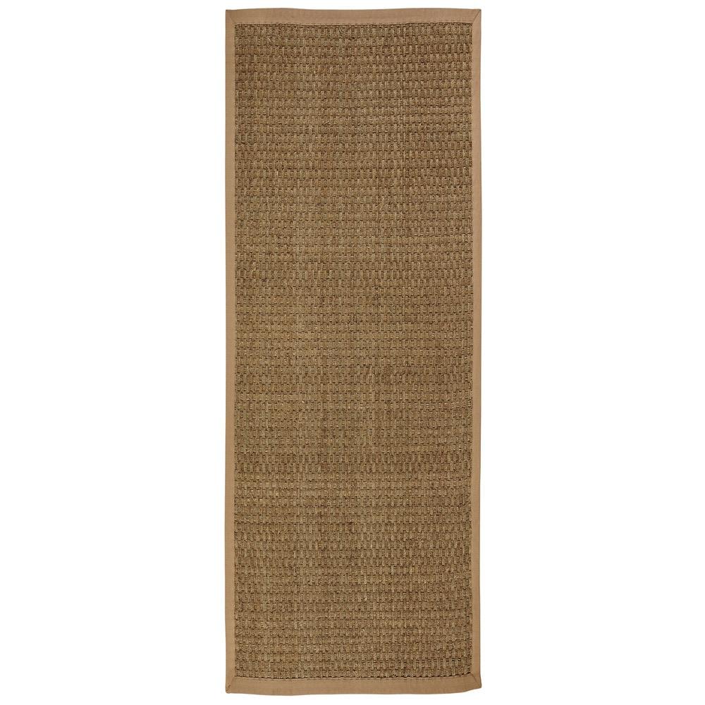 """Anji Mountain Moray Seagrass Rug AMB0118-0268 / 2'6"""" x 8'"""