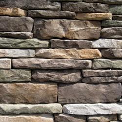Black Bear Manufactured Stone Ledge Stone Model 151566371 Manufactured Stone Veneer