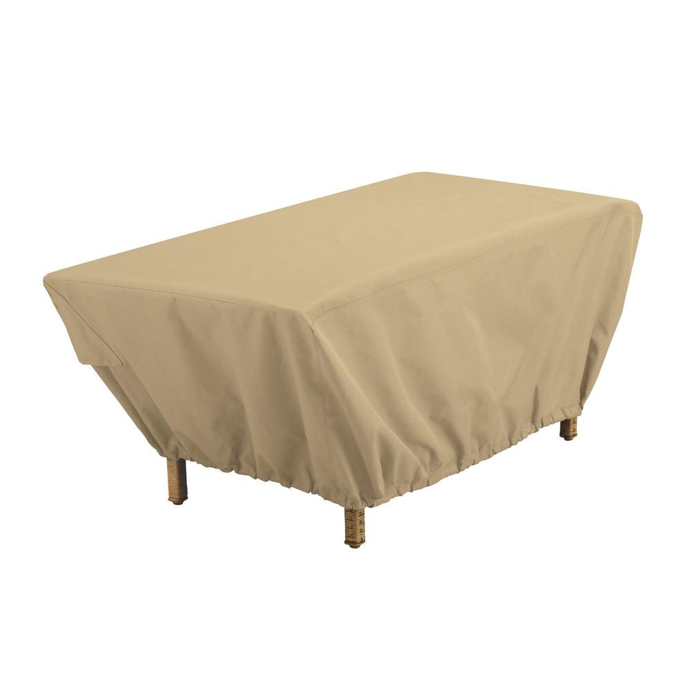 classic accessories terrazzo patio table covers coffee