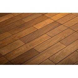 Kontiki FlexDeck Interlocking Wood Deck Tiles Model 150207961 Deck Tiles