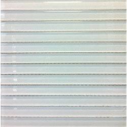 GL Stone & Tile Linear Glass Mosaics Model 151701741 Kitchen Glass Mosaics