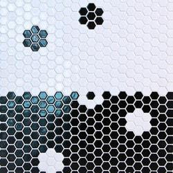 GL Stone & Tile Hexagon Ceramic Mosaic Tiles Model 151719011 Kitchen Wall Tiles