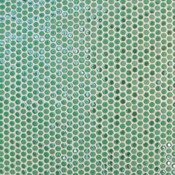 GL Stone & Tile Porcelain Circle Mosaics Model 151715831 Kitchen Wall Tiles