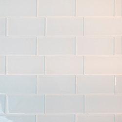GL Stone & Tile 3 x 6 Glass Subway Tiles Model 151701831 Kitchen Glass Mosaics