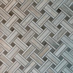 GL Stone & Tile Basketweave Pattern Natural Stone Mosaics Model 151792341 Kitchen Stone Mosaics