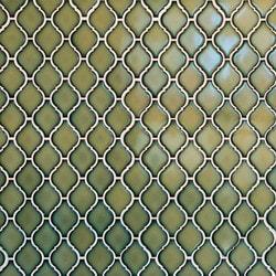 GL Stone & Tile Arabesque Lantern Mosaics Model 151715741 Kitchen Wall Tiles