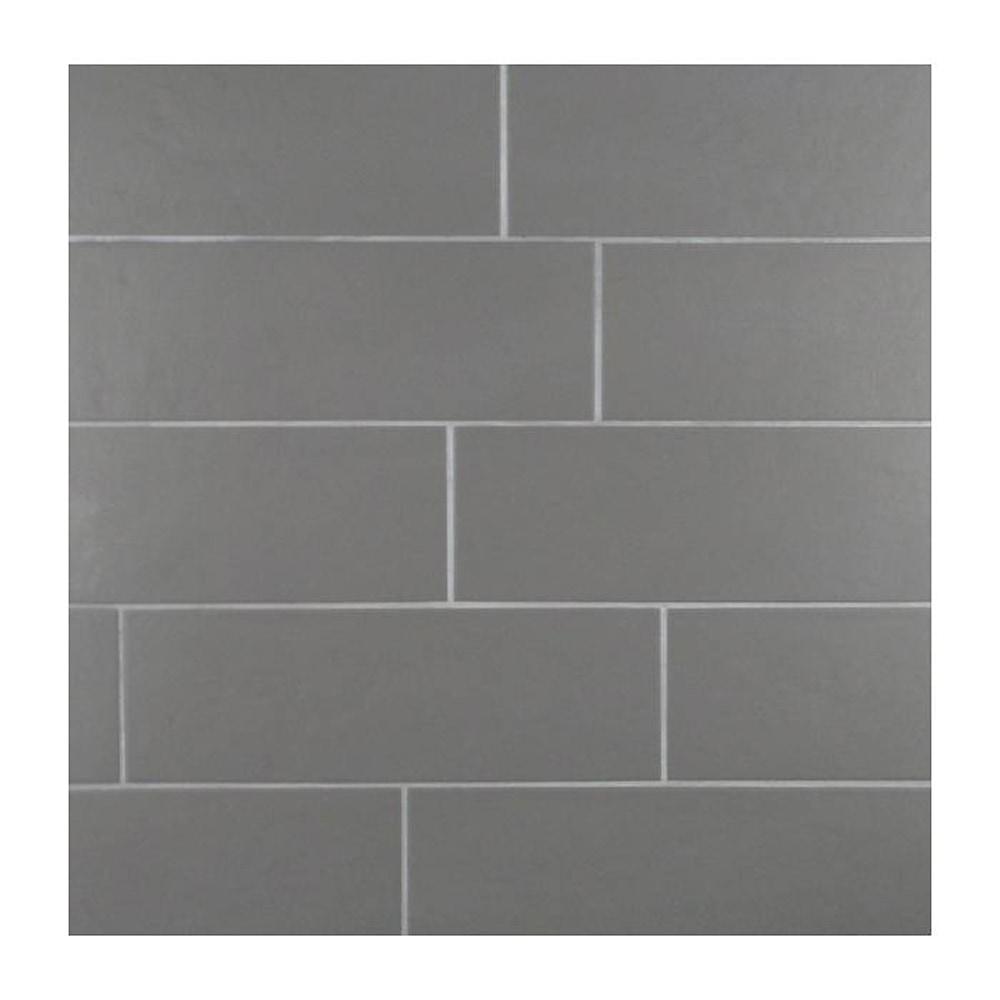 Gray Ceramic Subway Tile 28 Images Lyric Artisan3 X 6 Glazed Ceramic Subway Tile In Iron