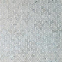 GL Stone & Tile Hexagon Pattern Natural Stone Mosaics Model 151795871 Kitchen Stone Mosaics
