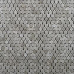 GL Stone & Tile Hexagon Pattern Natural Stone Mosaics Model 151795891 Kitchen Stone Mosaics