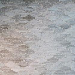 GL Stone & Tile Arabesque Pattern Marble Mosaics Model 151795711 Kitchen Stone Mosaics